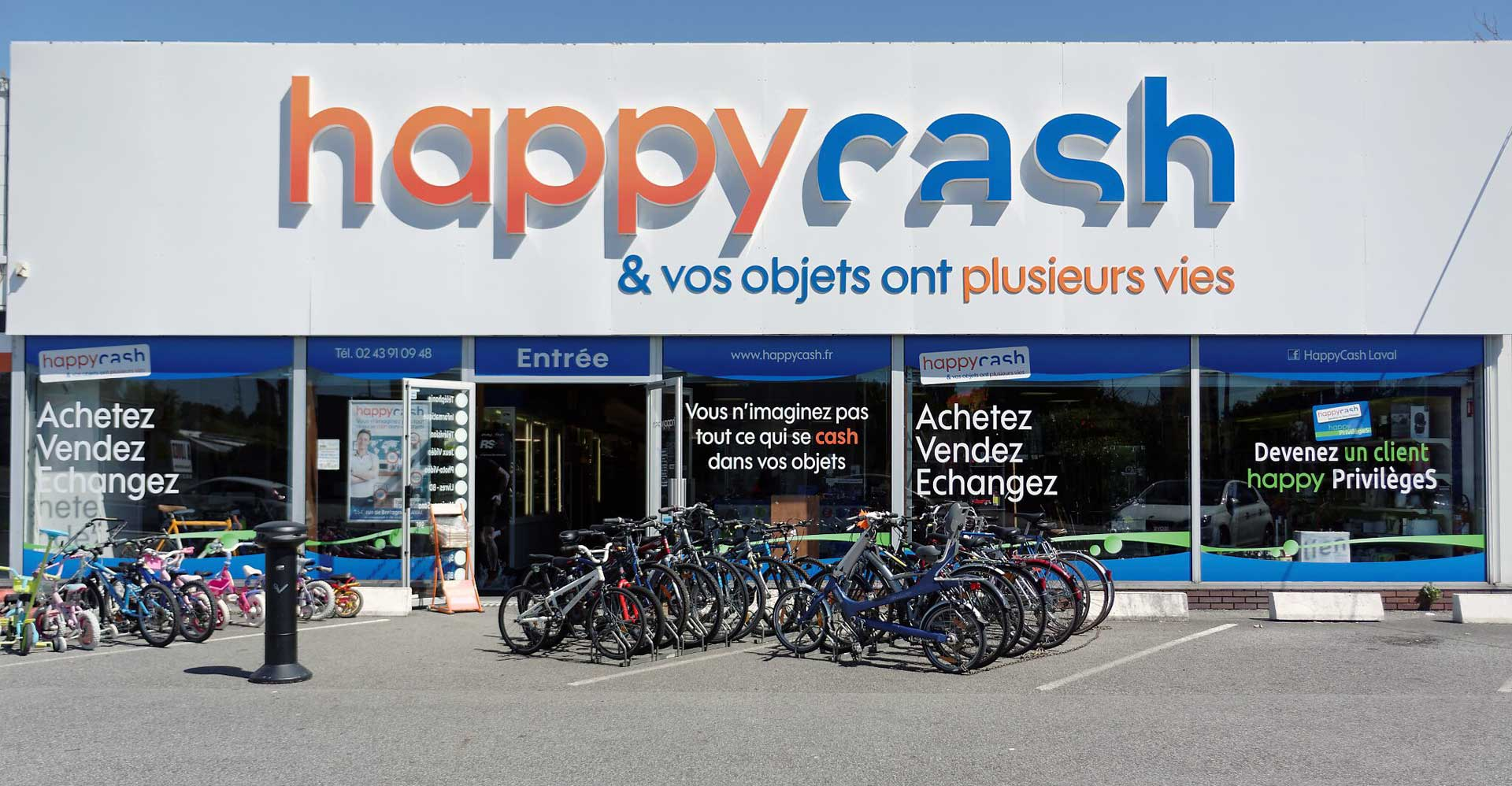 Trouver mon magasin