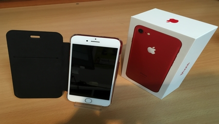 Apple iPhone 7 - 256 Go - Edition RED