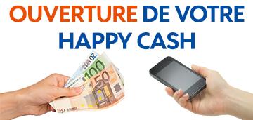 Réouverture de votre Happy Cash Les Herbiers / Changement de propriétaire